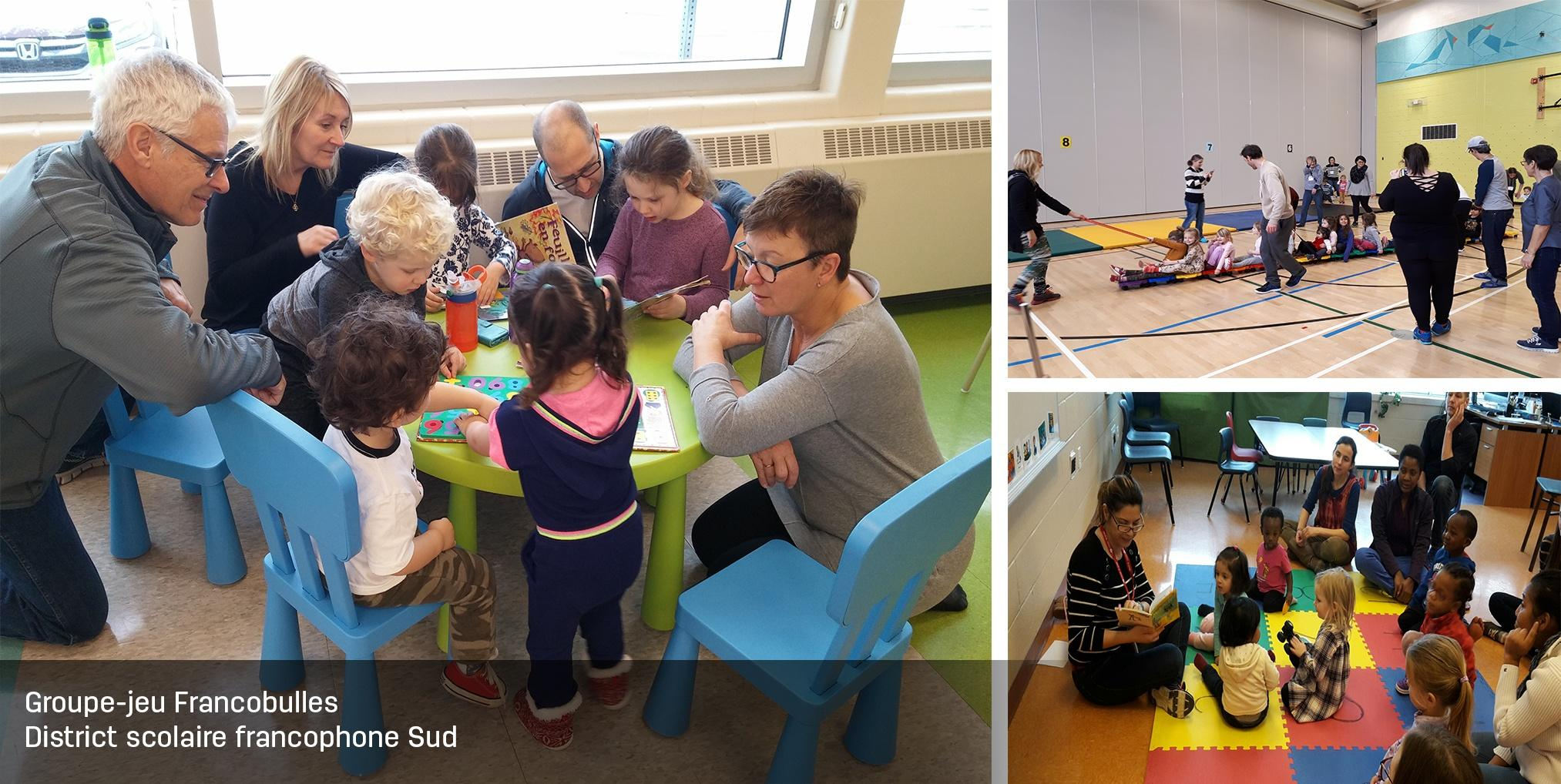 Francobulles Play Group